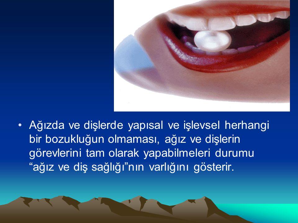 Diş Çürümesi Diş çürüklerinin oluşmasında üç temel etmen bulunmaktadır: Duyarlı bir diş yüzeyi, mikroorganizmalar için elverişli yiyecek artıkları, bunların parçalanmasına ve asit oluşumuna yol açacak mikroorganizmaların varlığı.