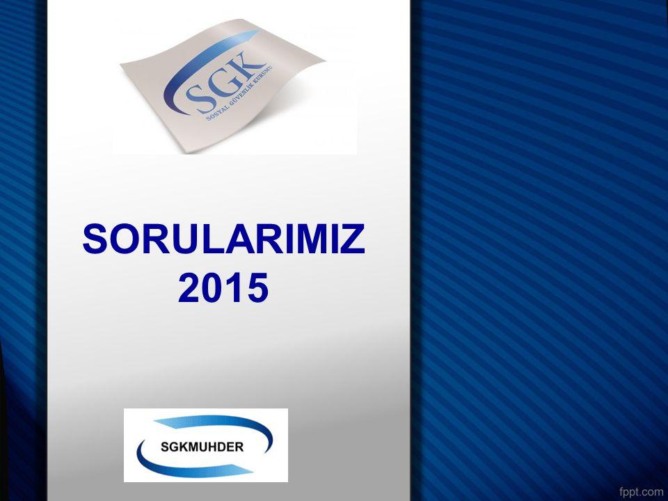 SORULARIMIZ 2015