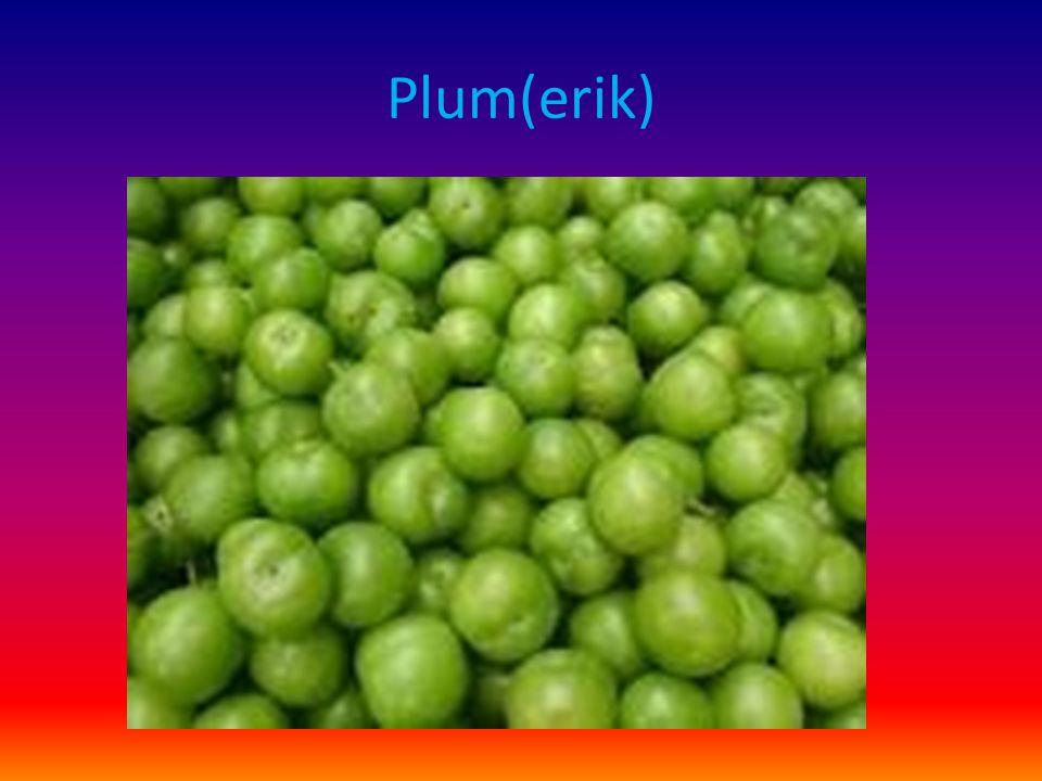 Plum(erik)