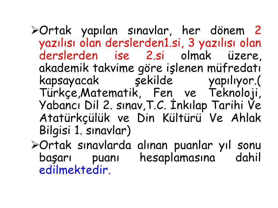 TEOG TERCİHLERİ NASIL YAPILACAK.8.