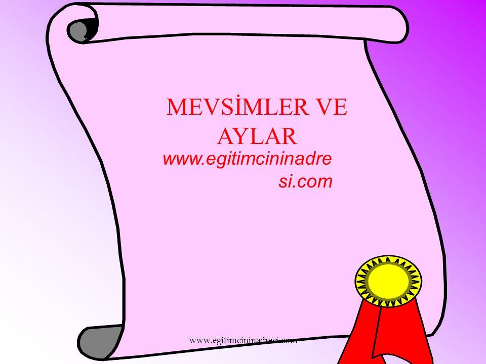 BİLEMEDİN TERAR DENE www.egitimcininadresi.com