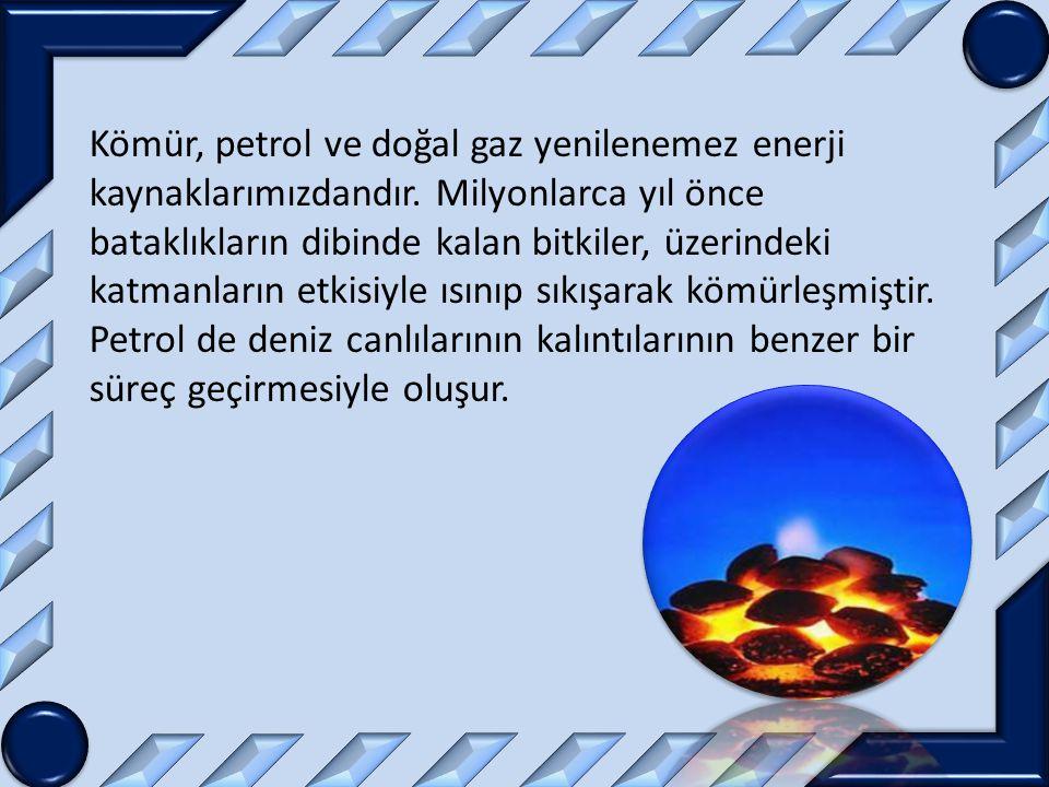 Yakıtların Enerjisi Harekete Dönüştürülebilir mi.