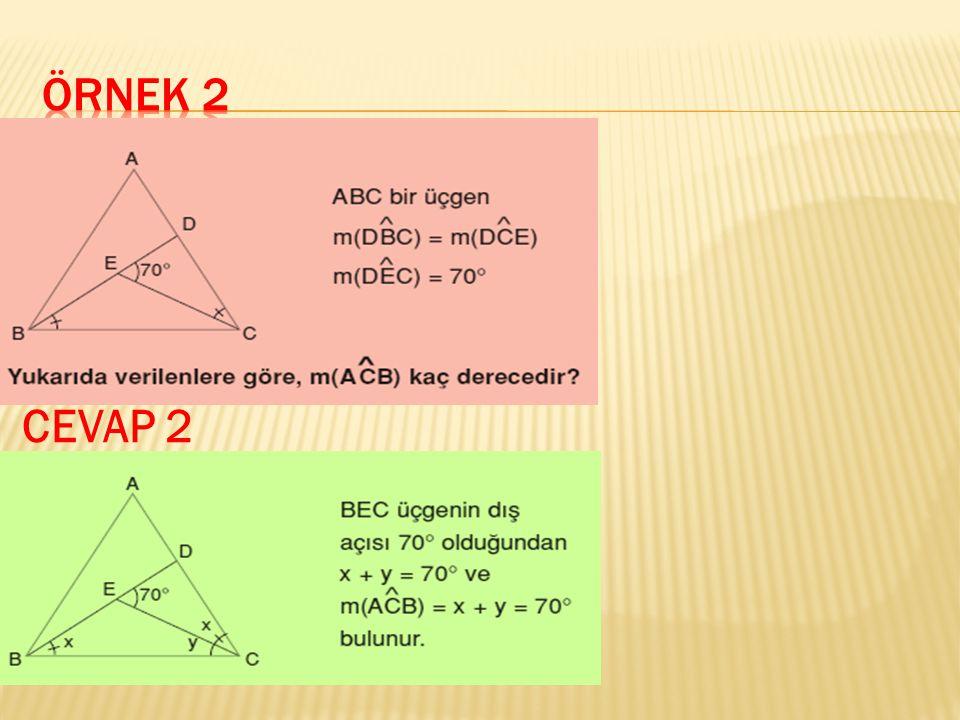 CEVAP 2