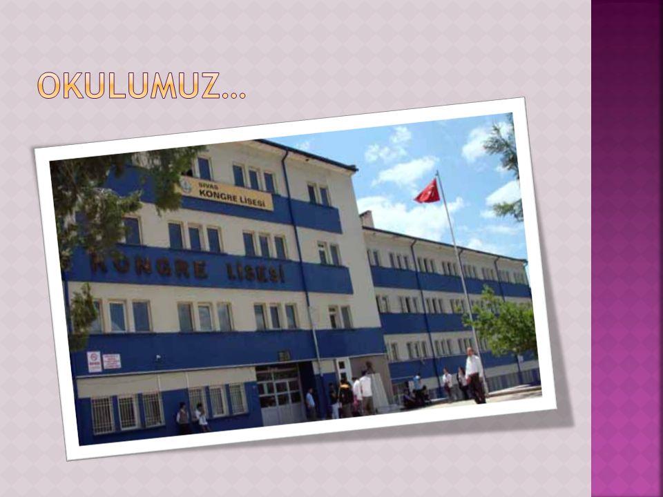  Adını, Cumhuriyetimizin temelinin atıldığı Sivas Kongresi nden almıştır.