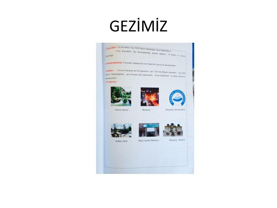 GEZİMİZ