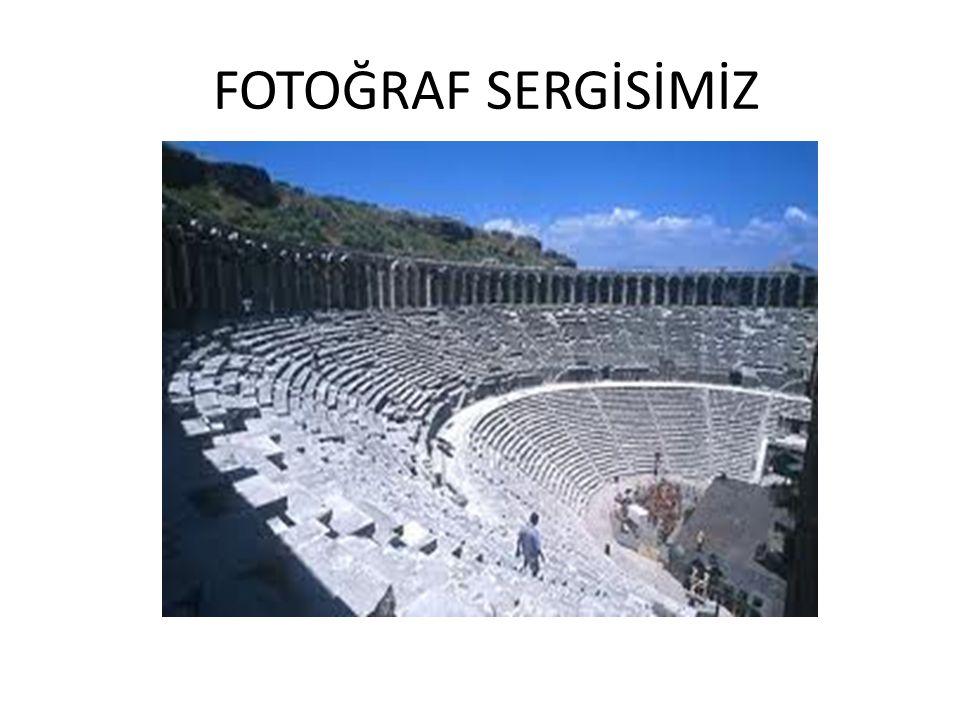 FOTOĞRAF SERGİSİMİZ