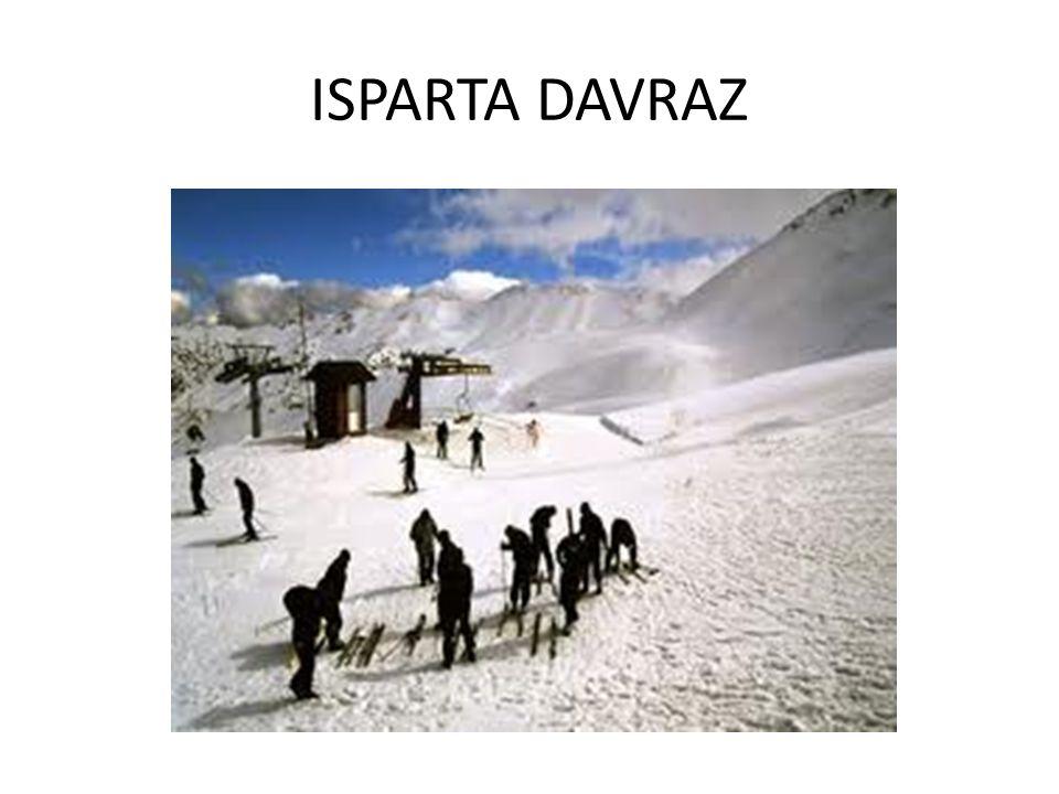 ISPARTA DAVRAZ