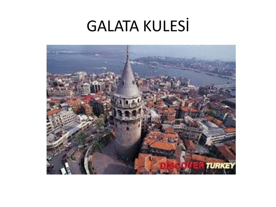 GALATA KULESİ