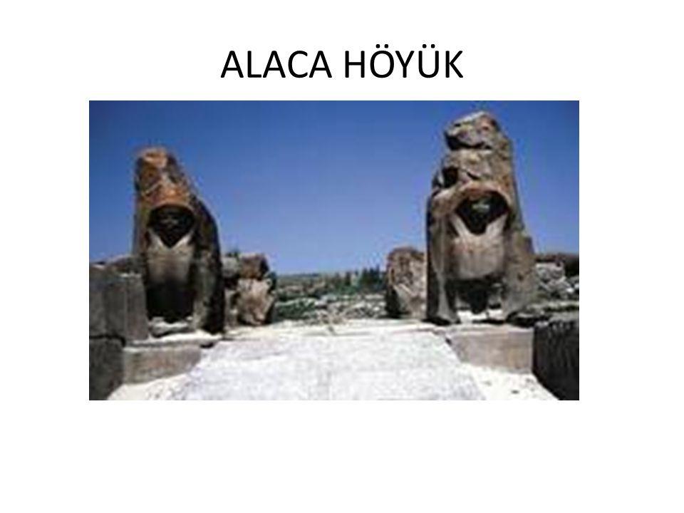ALACA HÖYÜK