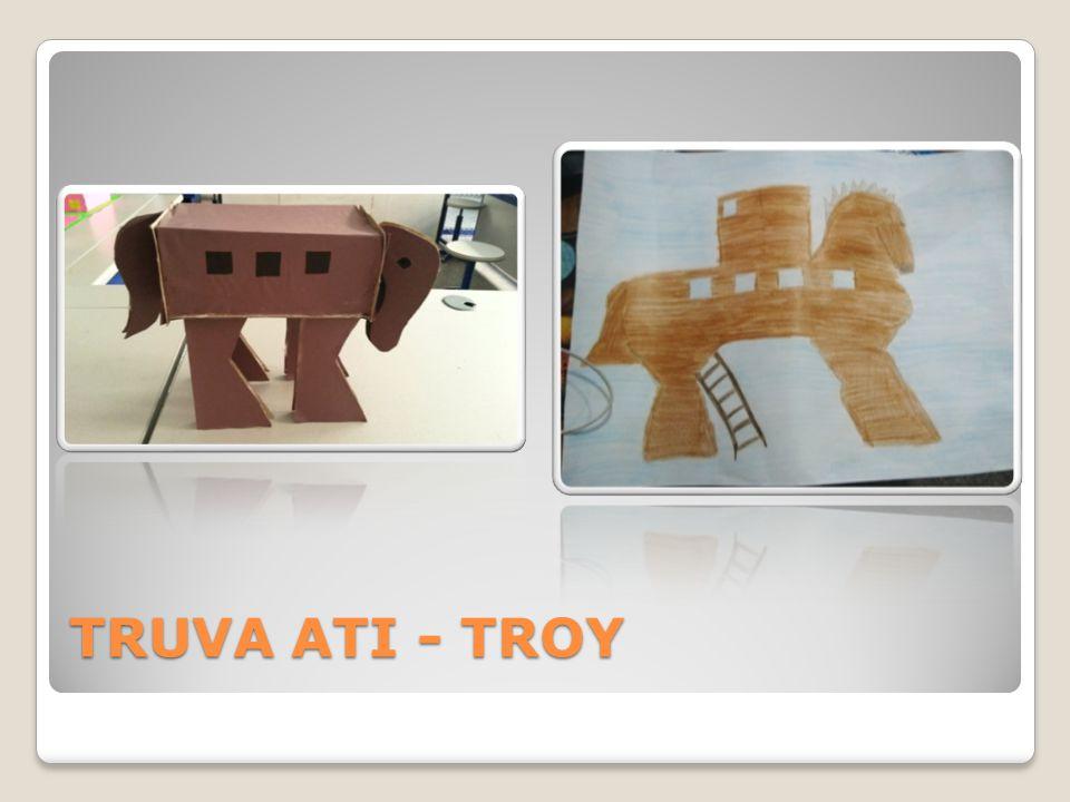 TRUVA ATI - TROY