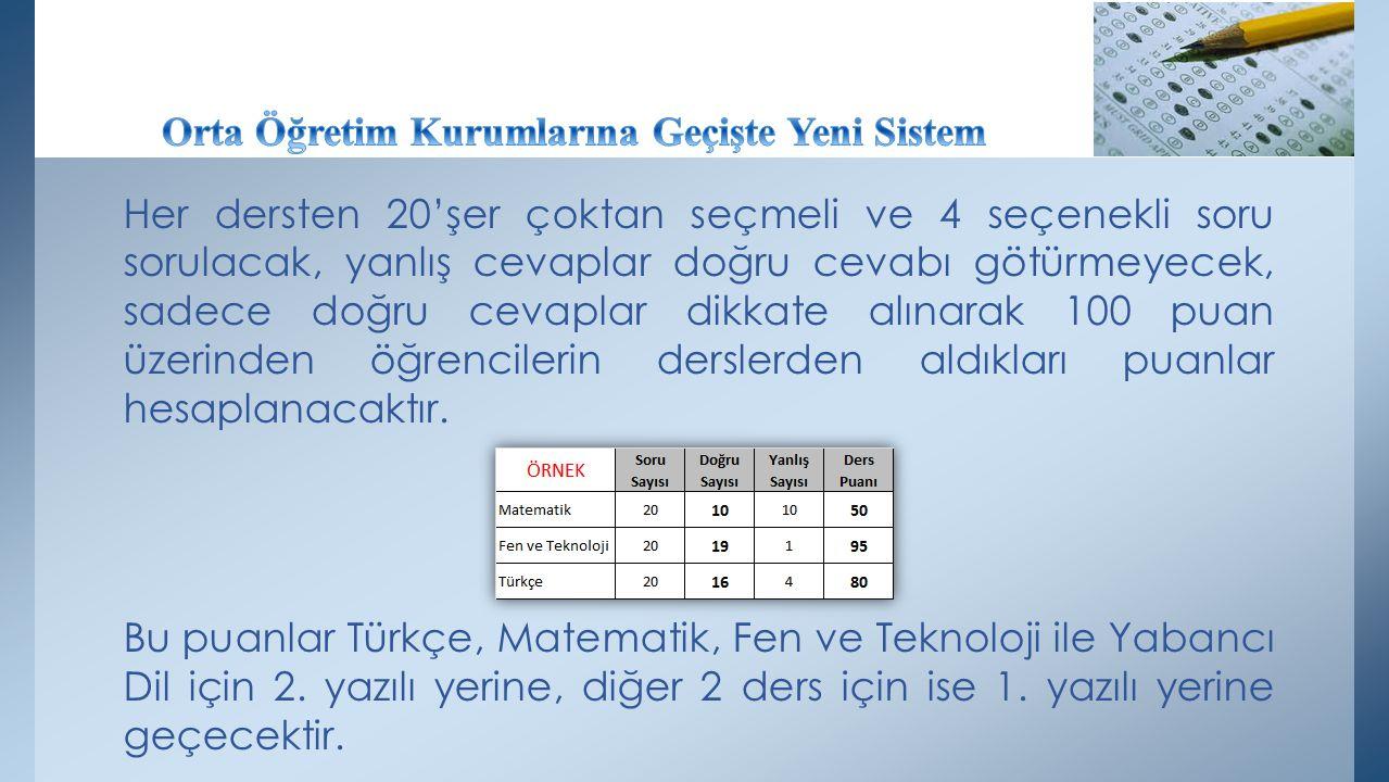 Sınav Takvimi Ortak sınavlar uygulama takvimi SınıfDönemSınav tarihleriMazeret sınav tarihleri Sınav sonuçlarının ilanı 8.