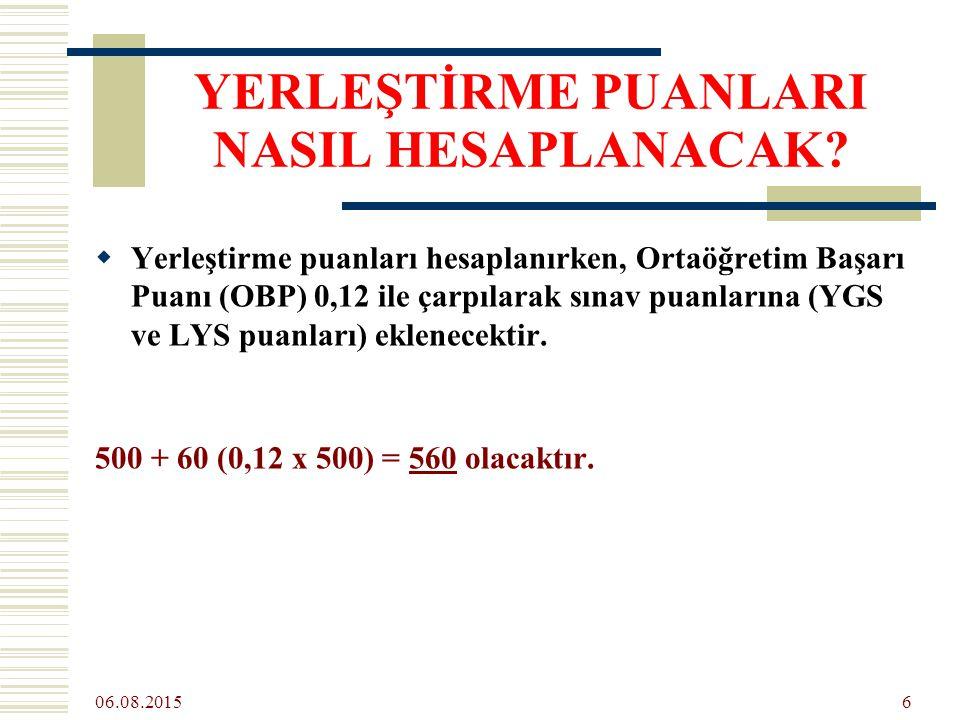 06.08.2015 17 LYS' de YER ALACAK TESTLER ve KAPSAMLARI  LYS-1= Matematik-2, Geometri- (Analitik Geo.)  LYS-2= Fen Bilimleri-2 (Fizik, Kimya, Biyoloji)  LYS-3= Türk Dili ve Edebiyat, Coğrafya-1  LYS-4= Tarih, Coğrafya-2, Felsefe Grubu  LYS-5= Yabancı Dil