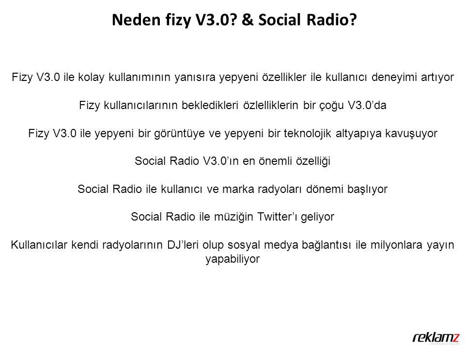 Neden fizy V3.0. & Social Radio.