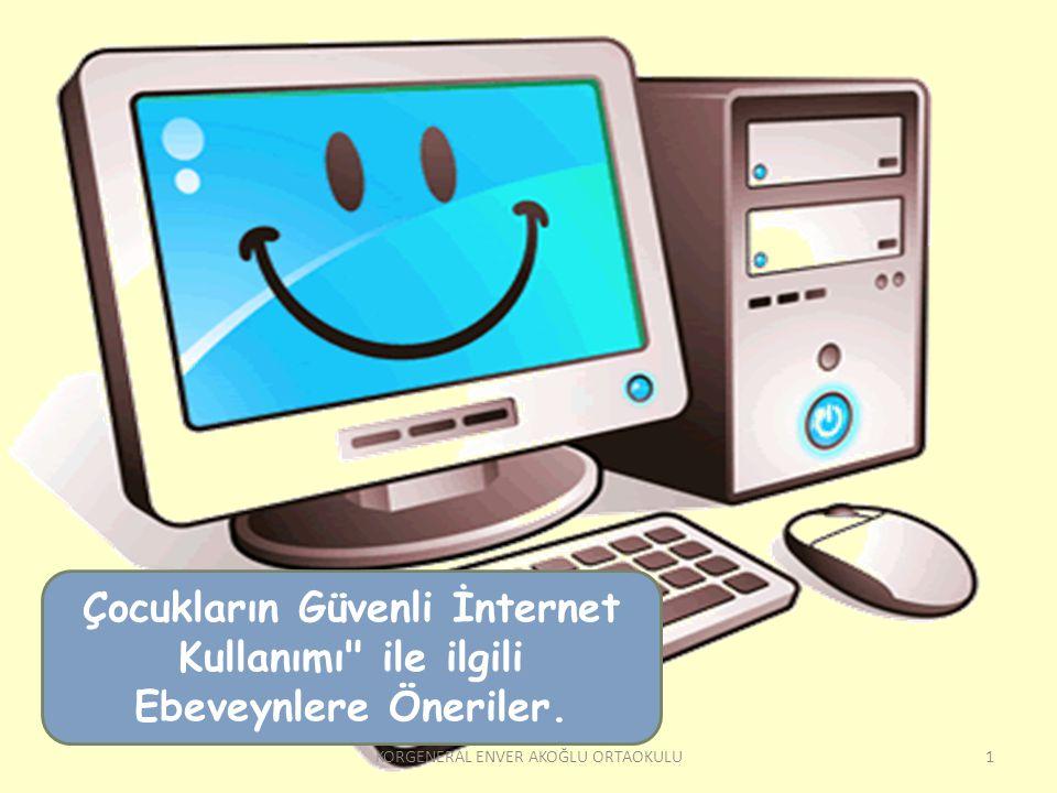 Çocukların Güvenli İnternet Kullanımı