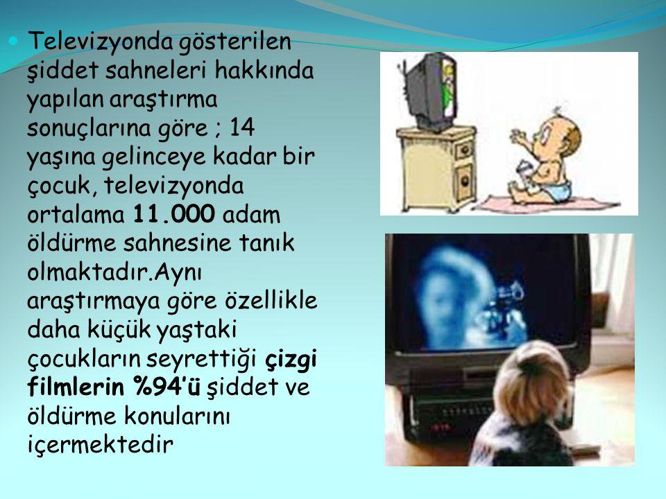 Çocuklarda aşırı televizyon seyretmenin getirdiği diğer bir olumsuzluk da çocukların sosyal ilişkilerinde gözlenmektedir.
