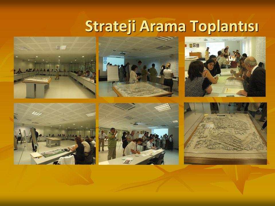Strateji Arama Toplantısı