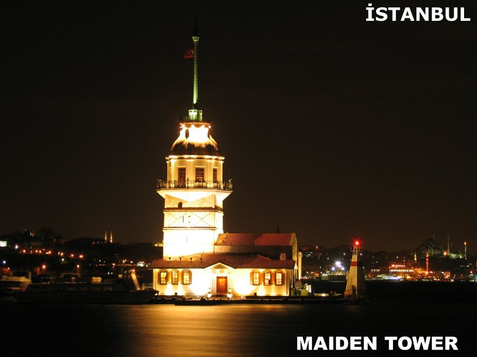 MAIDEN TOWER İSTANBUL