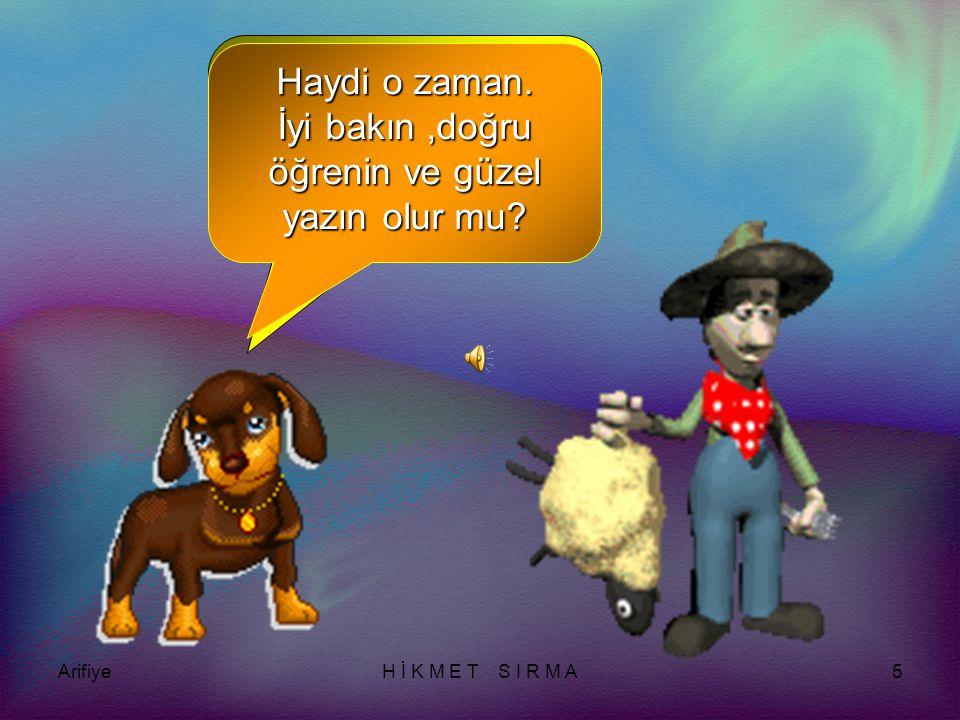 ArifiyeH İ K M E T S I R M A4