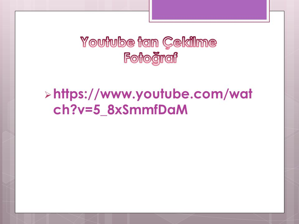  https://www.youtube.com/wat ch?v=5_8xSmmfDaM