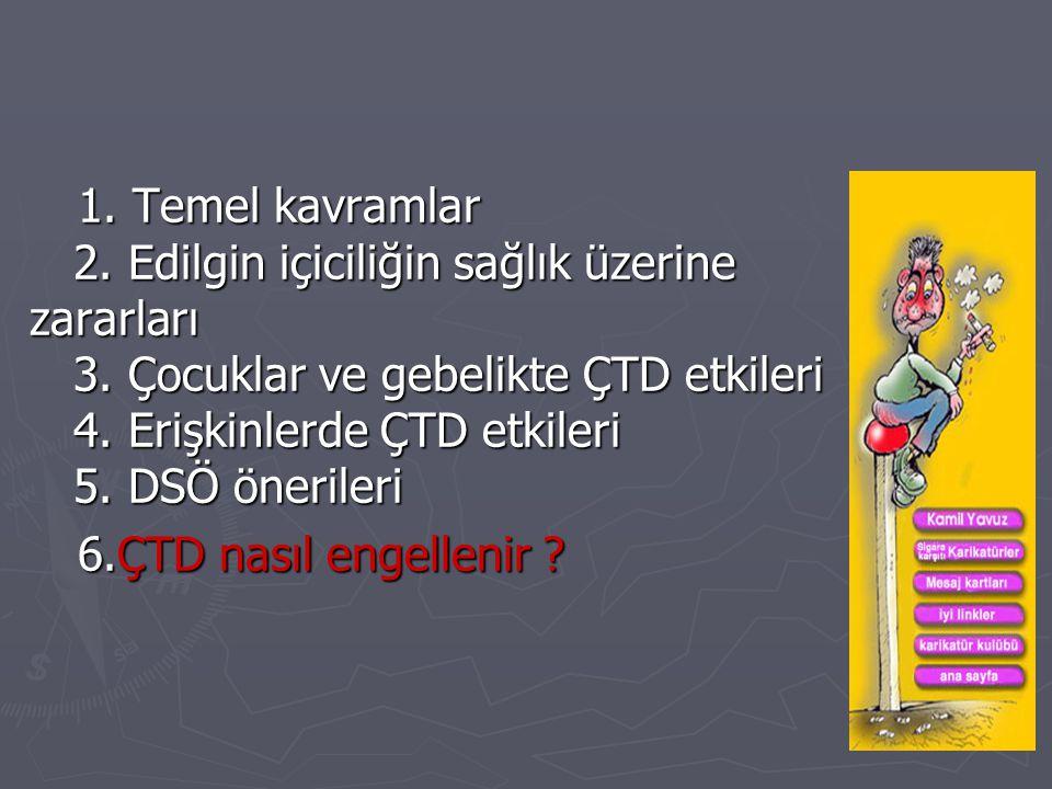 Ulusal Tütün Kontrol Programı- Türkiye ► Programın temel hedefi, 2010 yılına kadar ülkemizde 15 yaş üzerinde sigara içmeyenlerin oranını % 80 in üzerine çıkarmak, 15 yaş altında ise % 100 e yakın olmasını sağlamaktır.
