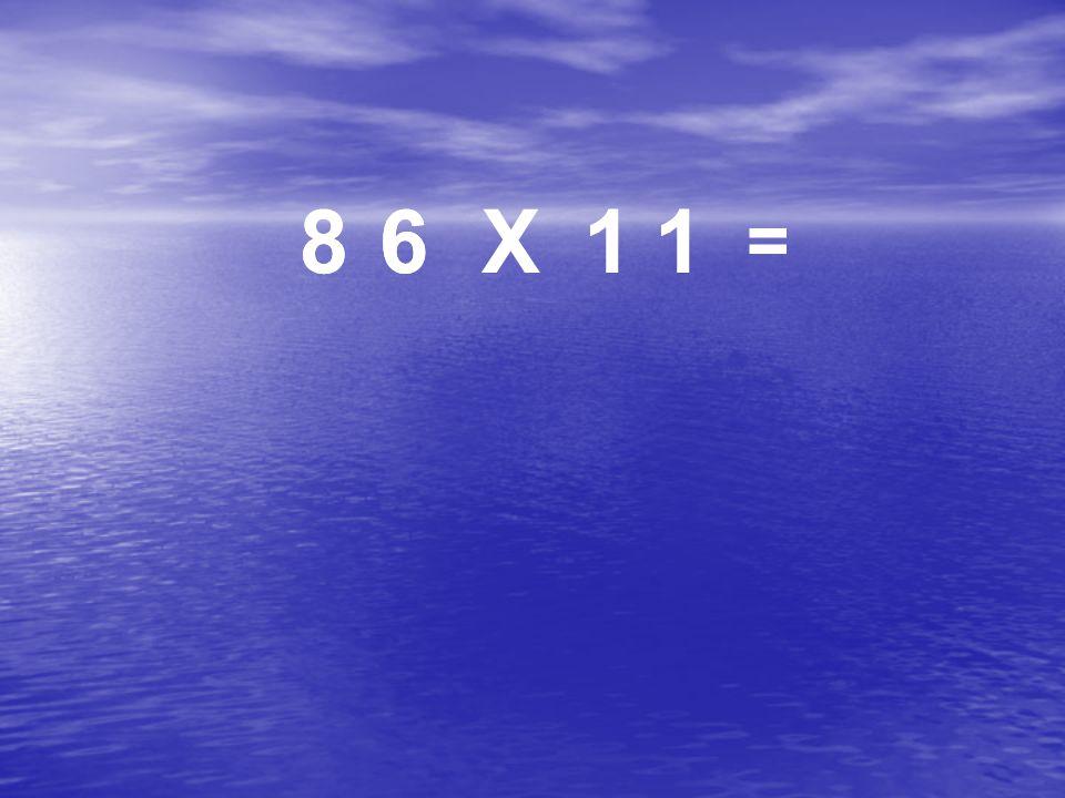 6868 = X11