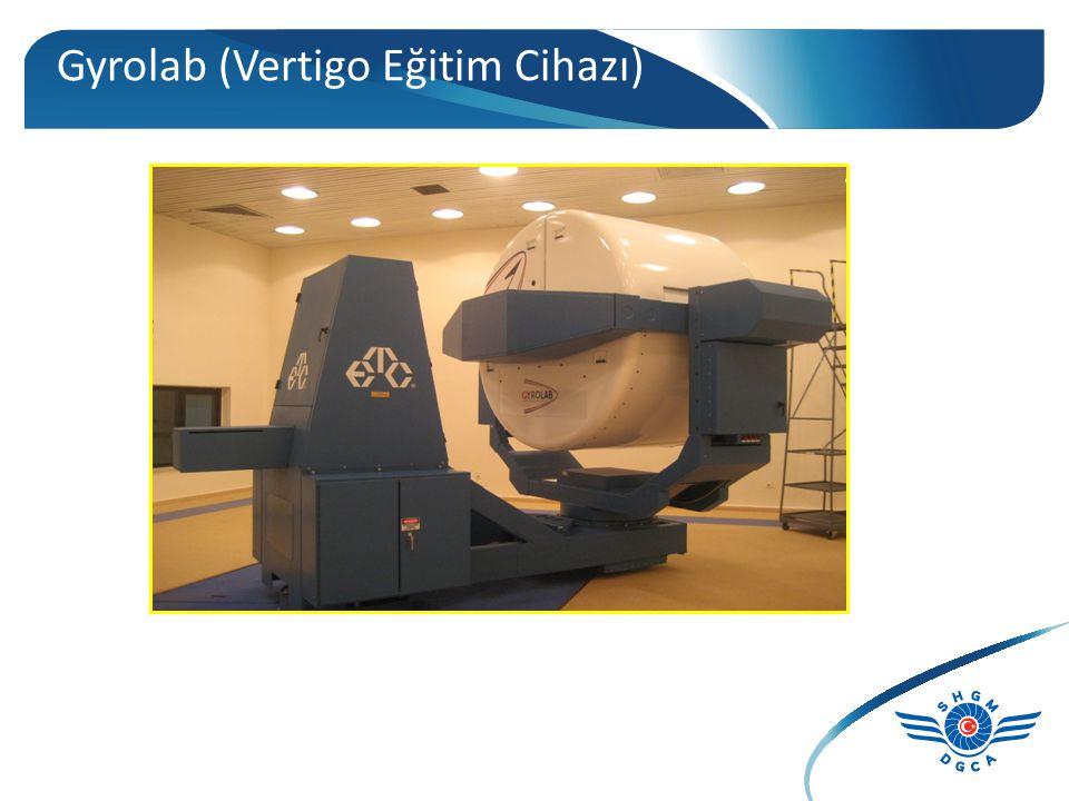 G yrolab (Vertigo Eğitim Cihazı)