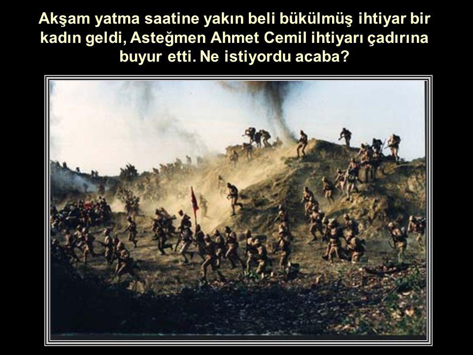 1937. Tarsus. Topçu Alayı tatbikat için dağılmıştı.