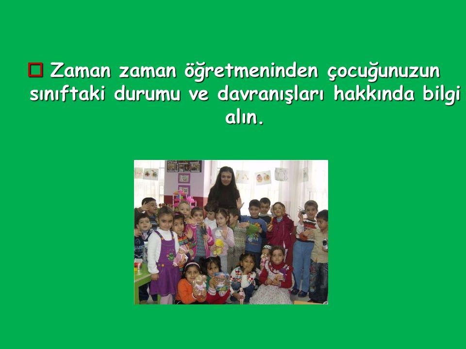 Çocuğunuzu okula alıştırırken en güzel yöntem; !!! KADEMELİ YAKLAŞMA !!!
