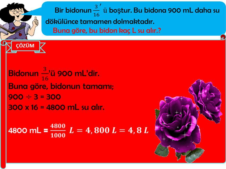 15 L zeytinya ğ ı 750 mL'lik ş i ş elere doldurularak ş i ş esi 15 TL'den satılacaktır.
