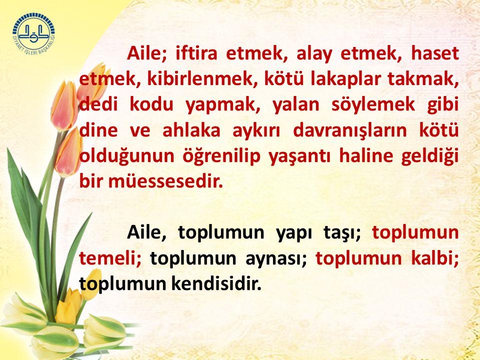 أَيُّمَا امْرَأةٍ مَاتَتْ وَزَوْجُهَا عَنْهَا رَاضٍ دَخَلَتِ الْجَنَّةَ Rasulullah (a.s) buyurdular ki: Hangi kadın, kocası kendisinden razı olarak vefat ederse, cennete girer. (Tirmizî, Radâ 10, (1161)