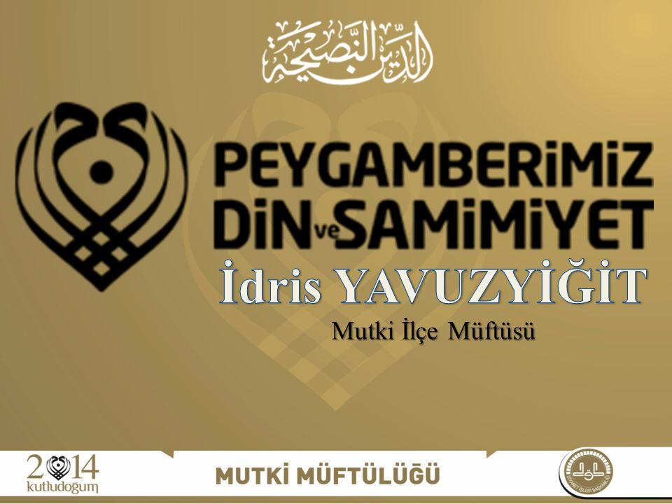 Samimiyet, İslam anlayışında imanla birlikte var olan en önemli özellik ve erdemdir.