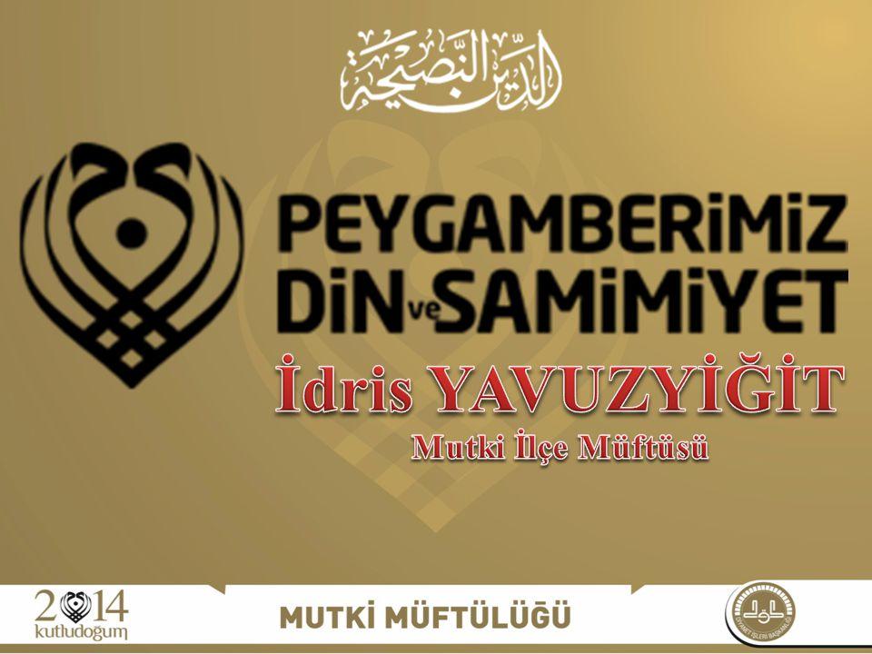 Sağlam ve dosdoğru din islamdır.
