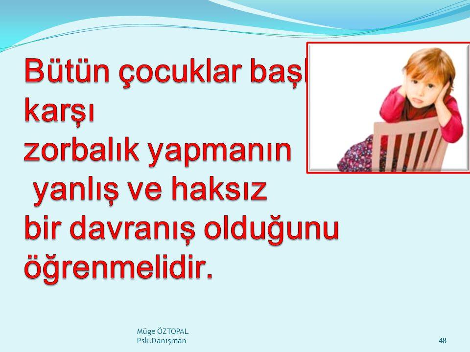 Müge ÖZTOPAL Psk.Danışman48