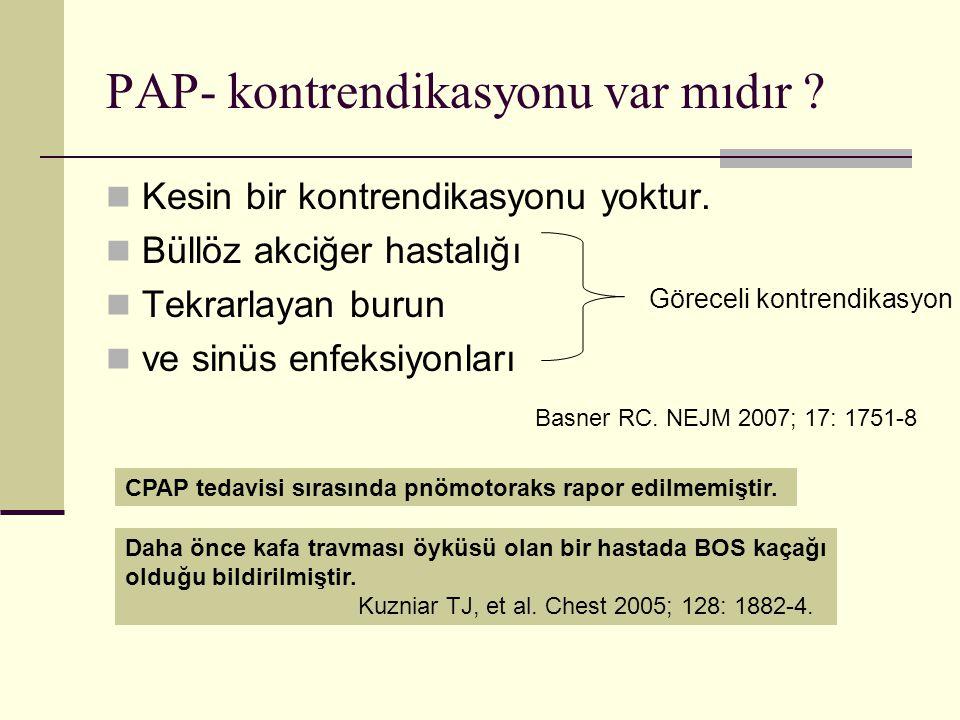 Olgu 3- CPAP titrasyonu