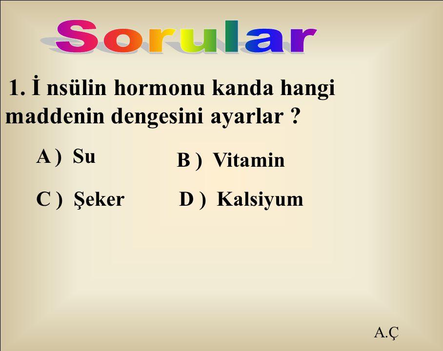 A.Ç Soru : 7