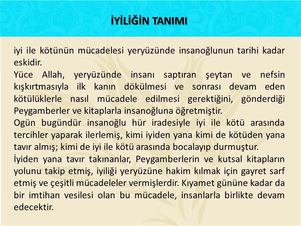 Bu sunum vaaz İdris YAVUZYİĞİT Tarafından Hasenat6; http://sunnah.com/; http://www.uluslararasiiyilikodulleri.com/; http://ramazan.diyanet.gov.tr/; «TDV İyilik» (2015, Sayı 116); «TDV İslam Ansiklopedisi» (Ali TOKSARI, Birr Mad.