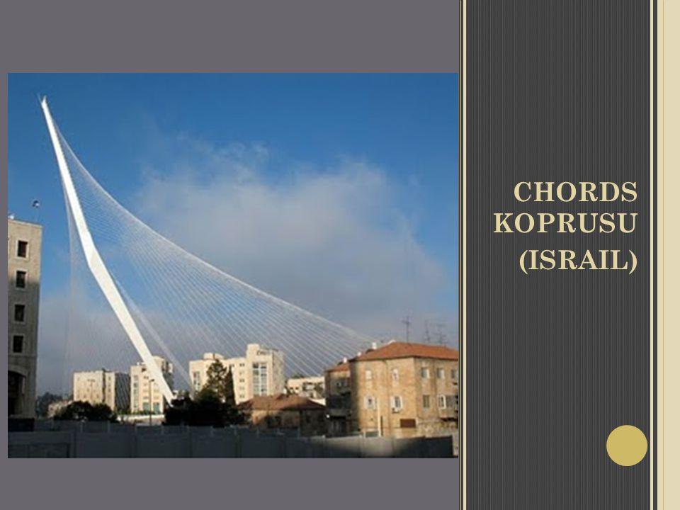 CHORDS KOPRUSU (ISRAIL)