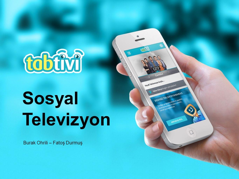 Sosyal Televizyon Burak Ohrili – Fatoş Durmuş
