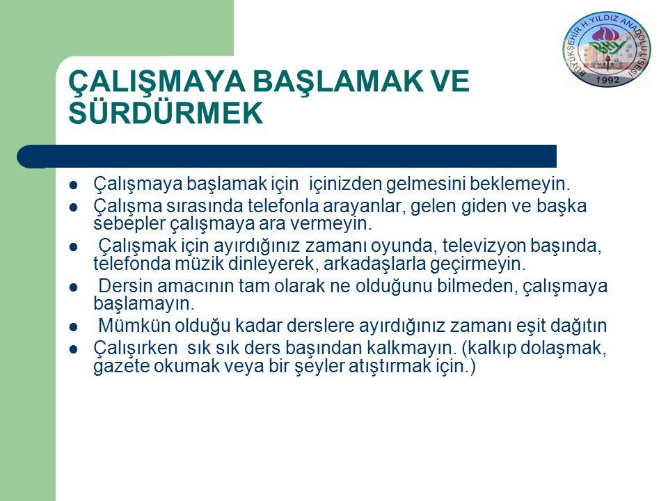 PSİKOLOJİK DANIŞMA VE REHBERLİK SERVİSİ12.08.2015