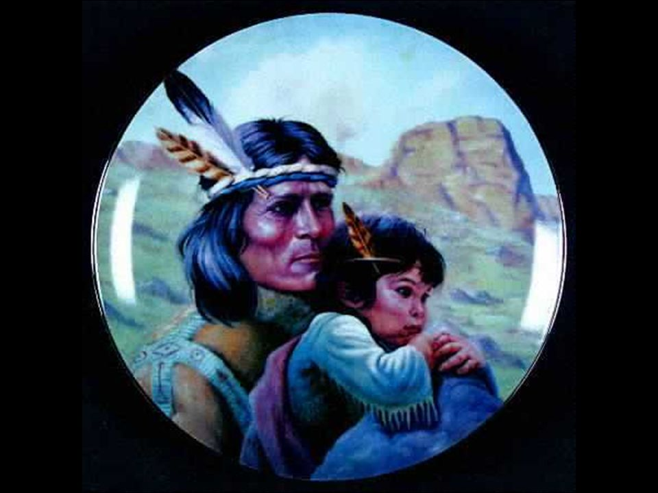 Beyaz adam anası olan toprağa ve kardeşi olan gökyüzüne, alınıp satılacak şeyler gözüyle bakar. Onun bu ihtirasıdır ki toprakları çölleştirecek ve her