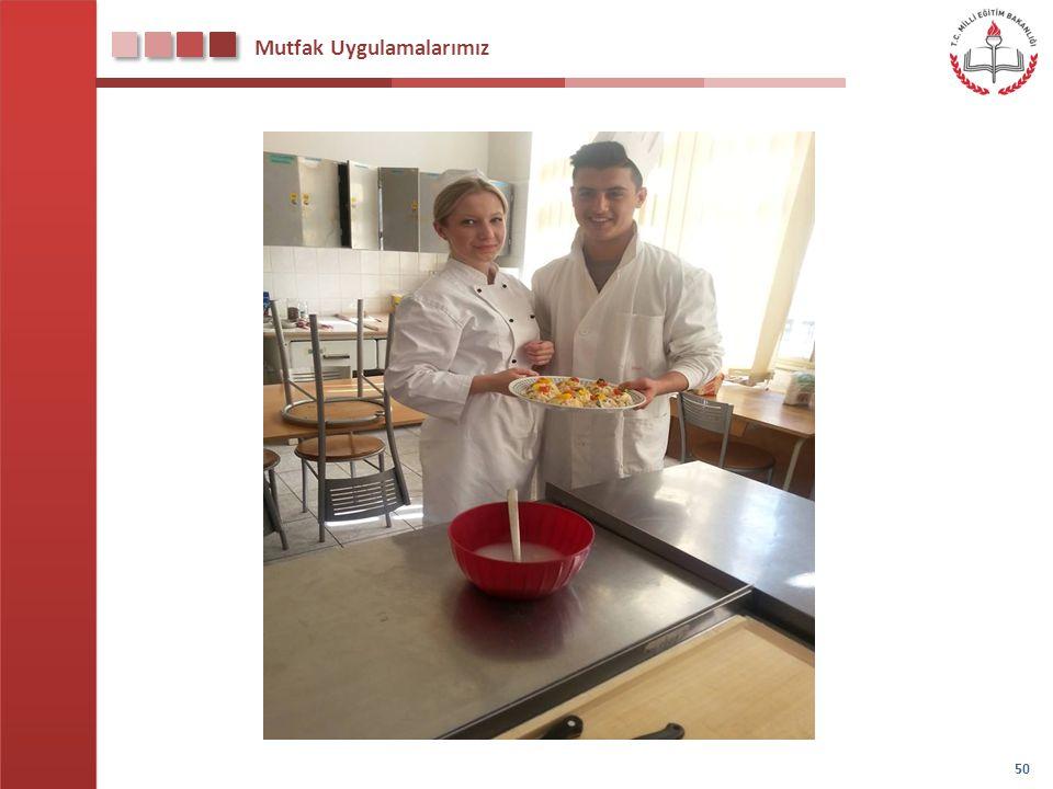 Mutfak Uygulamalarımız 50