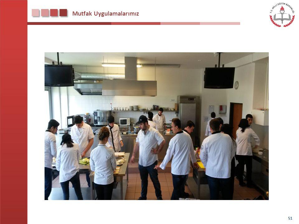 Mutfak Uygulamalarımız 51