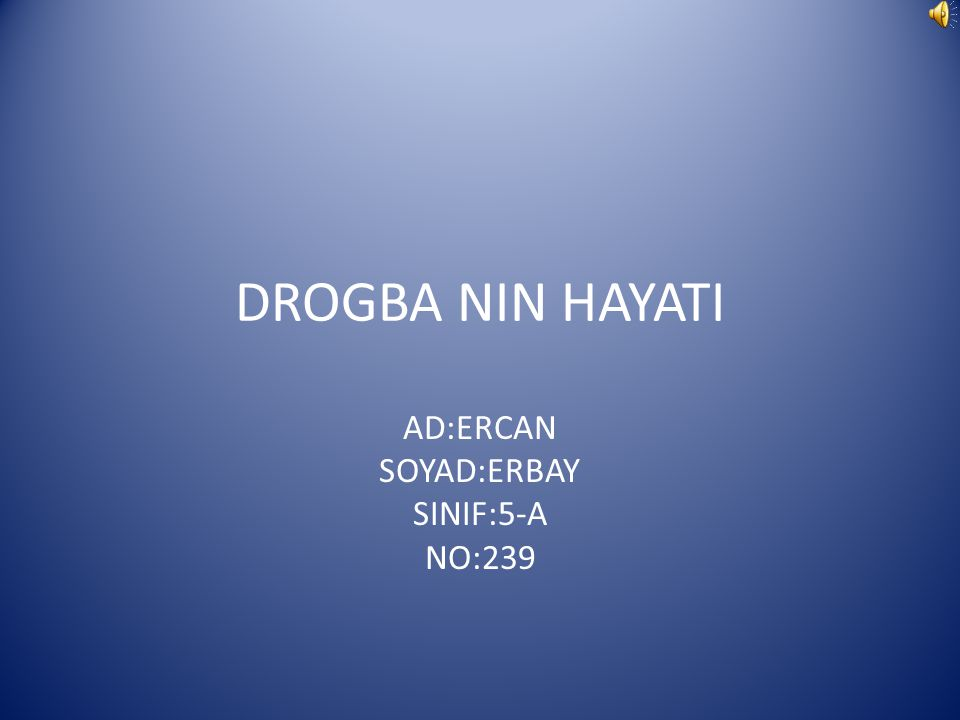 DROGBA NIN HAYATI Didier Yves Drogba Tébily [1] (d.