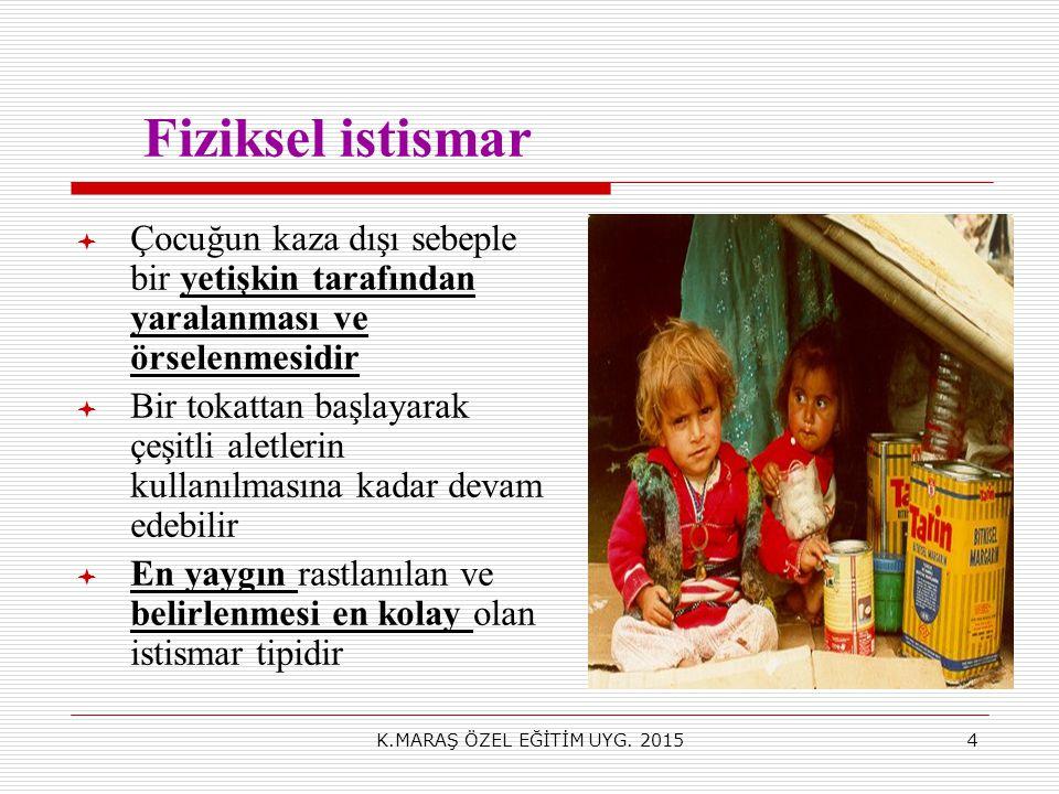 Duygusal İstismar  Tansu 8 yaşında ablası Yağmur 11 yaşında iki kız kardeş.