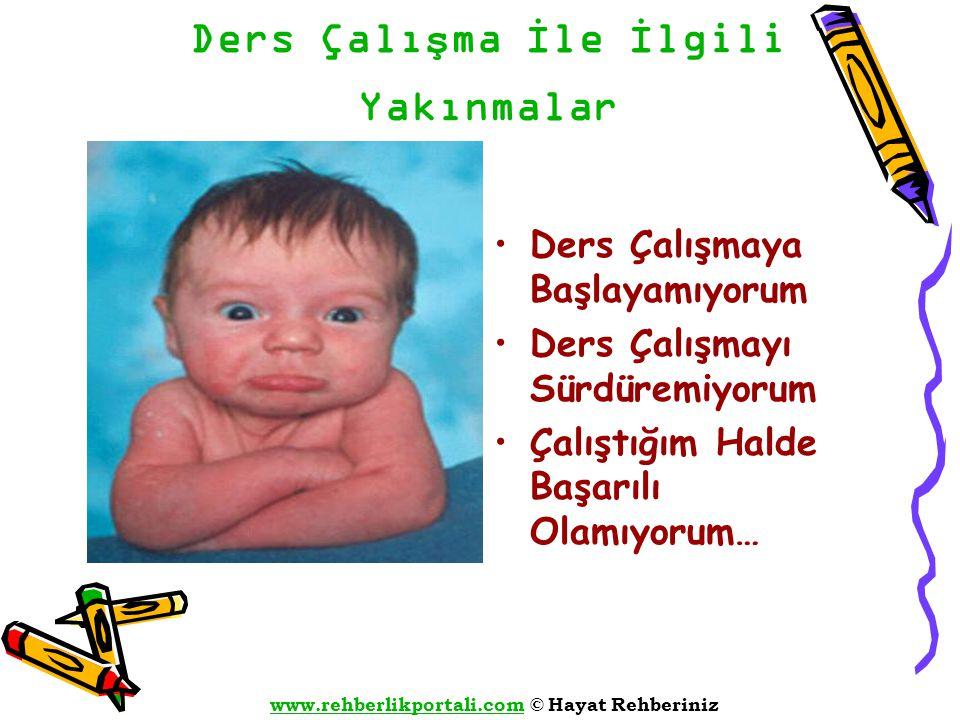 www.rehberlikportali.comwww.rehberlikportali.com © Hayat Rehberiniz 13.08.201511
