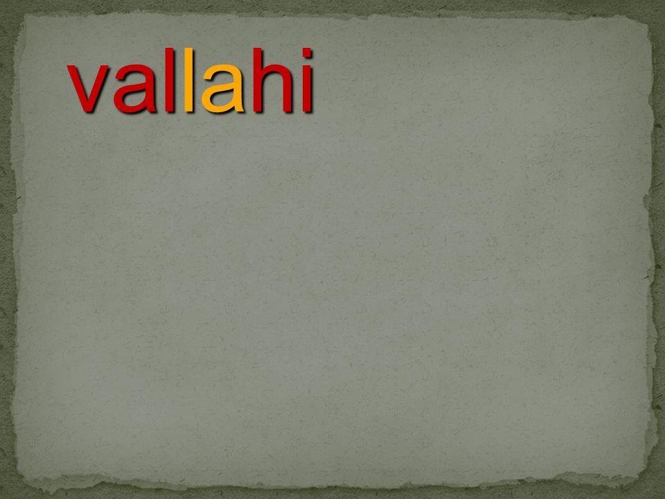 vallahi