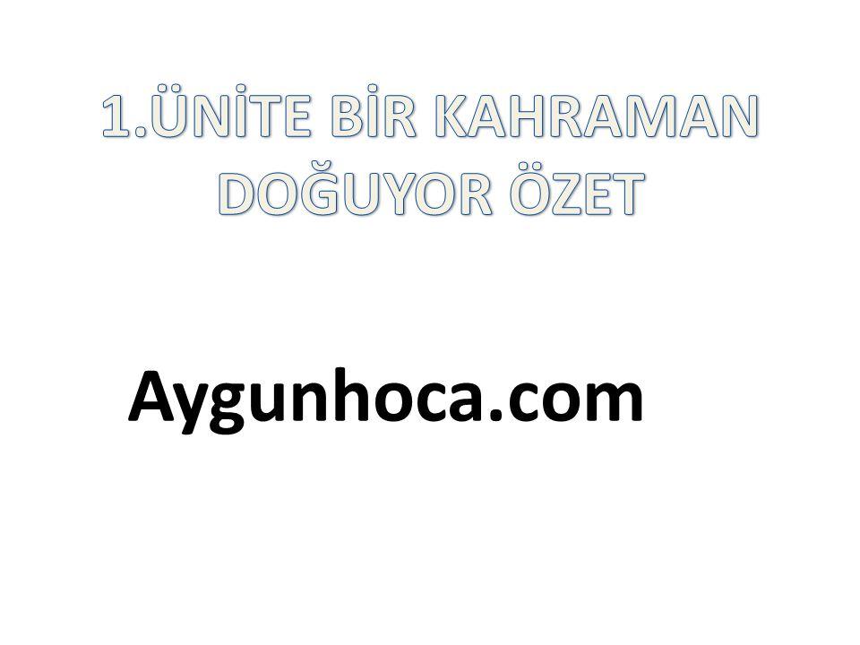 Aygunhoca.com