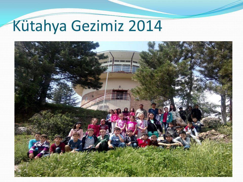Kütahya Gezimiz 2014