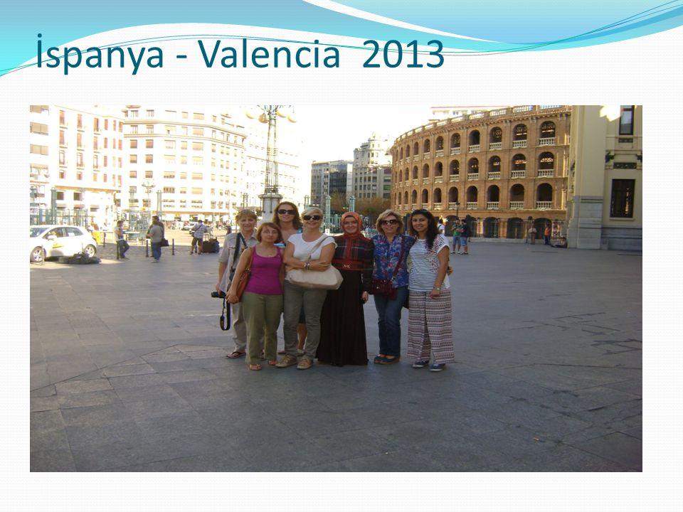 İspanya - Valencia 2013