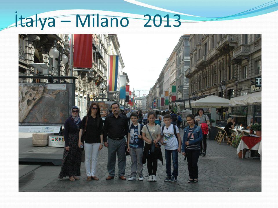 İtalya – Milano 2013